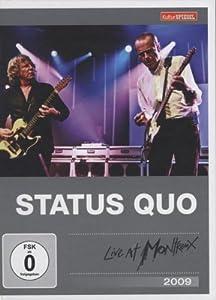 Status Quo - Live at Montreux 2009 (Kulturspiegel Edition)