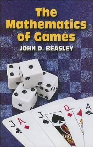 The Mathematics of Games (Dover Books on Mathematics)