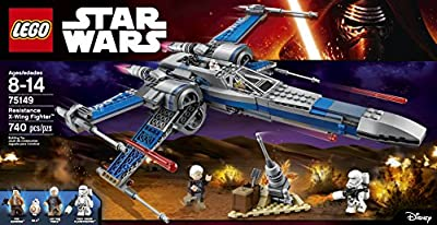 LEGO Star Wars 75149 Resistance X-Wing Fighter from LEGO