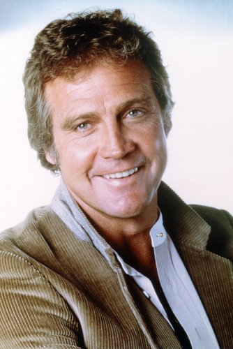 LEE MAJORS 24X36 PHOTO POSTER PRINT