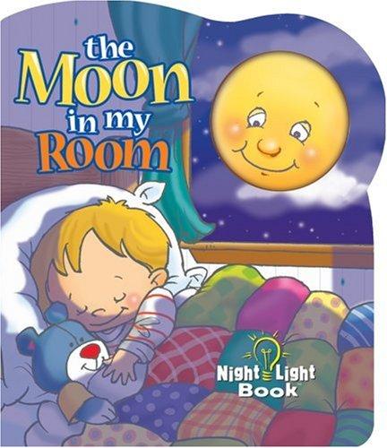 The Moon In My Room (Night Light Books (Penton Overseas))