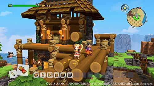 ドラゴンクエストビルダーズ2 破壊神シドーとからっぽの島 のレシピを先行入手できるダウンロードコード 同梱 - PS4 ゲーム画面スクリーンショット4