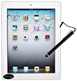 CrazyOnDigital High Quality Black Capacitive Stylus for Apple iPad 16GB, 32GB, 64GB WiFi + 3G, iPad 2, iPhone, iPod, Motorola Xoom, Samsung Galaxy, BlackBerry Playb