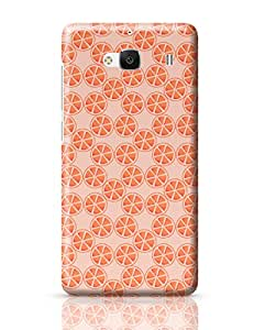 PosterGuy Peeled Oranges Quirky Pattern Art Redmi 2 / Redmi 2 Prime Cover