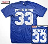 Married with Children, Polk High T-shirt, Al Bundy T-shirt