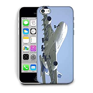 Snoogg Airplane Printed Protective Phone Back Case Cover For Apple Iphone 6+ / 6 Plus