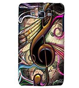 Citydreamz Music/Sound/Notes/Instruments Hard Polycarbonate Designer Back Case Cover For Samsung Galaxy A5