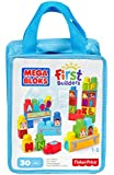 Mega Bloks First Builders ABC Spell, 30-Piece (Bag)