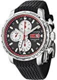 Chopard Mille Miglia 2013 Limited Edition Black Dial Black Rubber Mens Watch 168555-3001
