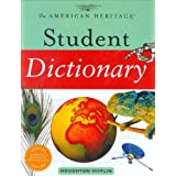 The American Heritage Student Dictionary ~ Editors of the...
