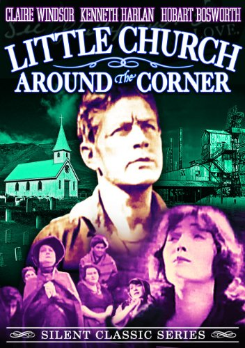 Little Church around the Corner [DVD] [1923] [Region 1] [US Import] [NTSC]