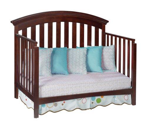 Delta Children Bentley 4 In 1 Crib Chocolate Furniture