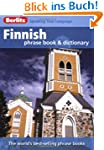 Berlitz: Finnish Phrase Book & Dictio...