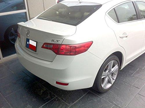 2012-2013 Honda Civic 4 Door Sedan Painted Rear Spoiler Factory Style Flushmount