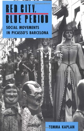 Red City, Blue Period: Social Movements In Picasso'S Barcelona back-1011204