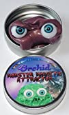 Monster Magnetic Attractor Putty  Orchid  FREE MAGNET and EYES