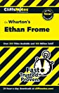 Ethan Frome (Cliffs Notes)
