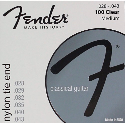 Fender Accessories 073-0100-400 Nylon Classical