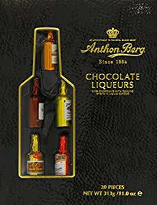 Anthon Berg Luxury Chocolate Liqueurs 20 Piece (Pack of 1)