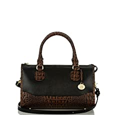The Satchel<br>Black Tuscan