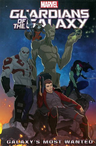 Marvel Universe Guardians of the Galaxy: Galaxy's Most Wanted