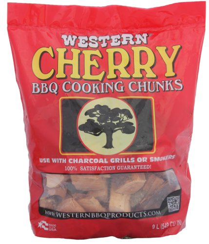 WESTERN 28081 Cherry Cooking Wood Chunks (Cherry Wood Chips compare prices)