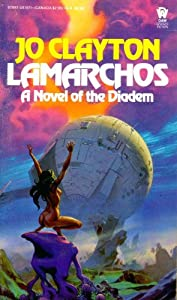 Lamarchos (Daw science fiction) by Jo Clayton