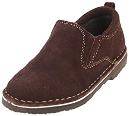 Kenneth Cole Reaction Kick Wit 2 Slip On (Toddler/Little Kid),Chocolate,7.5 M US Toddler