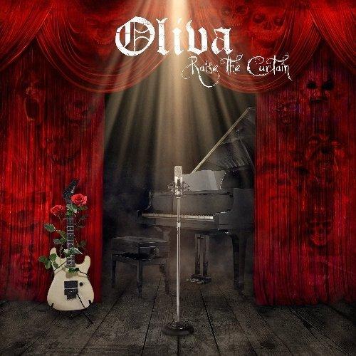 Raise The Curtain (digipak) by Oliva (2013-07-02)