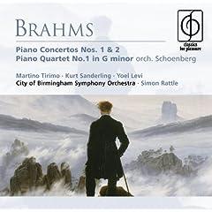 Brahms: Piano Concertos 1 & 2 (2 CDs)