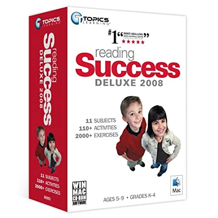 Reading Success Deluxe 2008 [Old Version]