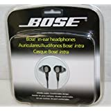 Bose TriPort In-Ear Headphones - Headphones ( ear-bud ) - black ~ Bose