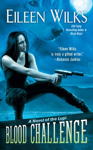 Image of Blood Challenge (The World of the Lupi, Book 7)
