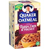 Quaker Instant Oatmeal - Raisin,Date & Walnut (10x37g)
