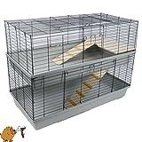 cage lapin occasion les bons plans de micromonde. Black Bedroom Furniture Sets. Home Design Ideas