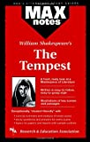 The Tempest: (MAXNotes Literature Guides) (0878910522) by Ruth, Corinna Siebert