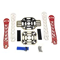 BestDealUSA 4-Axis HJ450 Frame Airframe FlameWheel Strong Smooth KK MK MWC Quadcopter by BestDealUSA