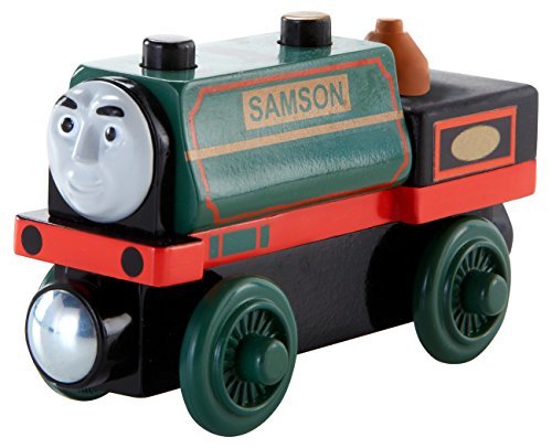 Fisher-Price Thomas the Train Wooden Railway Samson