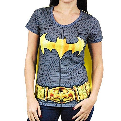 DC Batman Suit Up Sublimated Women's Top