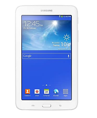 "Samsung Tab 3 Lite Tablette Tactile 7 "" Android Blanc"