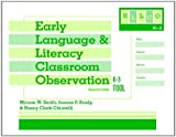 img - for Early Language And Literacy Classroom Observation K-3 Tool (Set of 5) book / textbook / text book