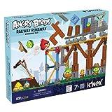 Angry Birds Railway Runway Building Set By K NEX
