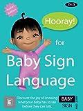 51xkHNqfebL. SL160  Hooray for Baby Sign Language!