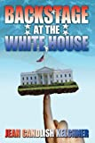 img - for Backstage at the White House book / textbook / text book