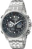 Citizen Men's JZ1060-76E Promaster Analog-Digital Display Japanese Quartz Silver Watch