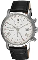 Baume & Mercier Men's 8851 Classima Executives Chronograph White Dial Watch by Baume & Mercier