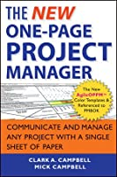 The New One-Page Project Manager, 2nd Edition