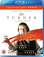 Mr Turner [Blu-ray] [2014]