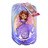 Disney Sofia the First Indoor Slumber Sleeping Bag For Kids w/Carry Drawstring