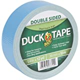 Duck Brand 240200 Double-Sided Duct Tape, 1.4-Inch by 12-Yards, Single Roll